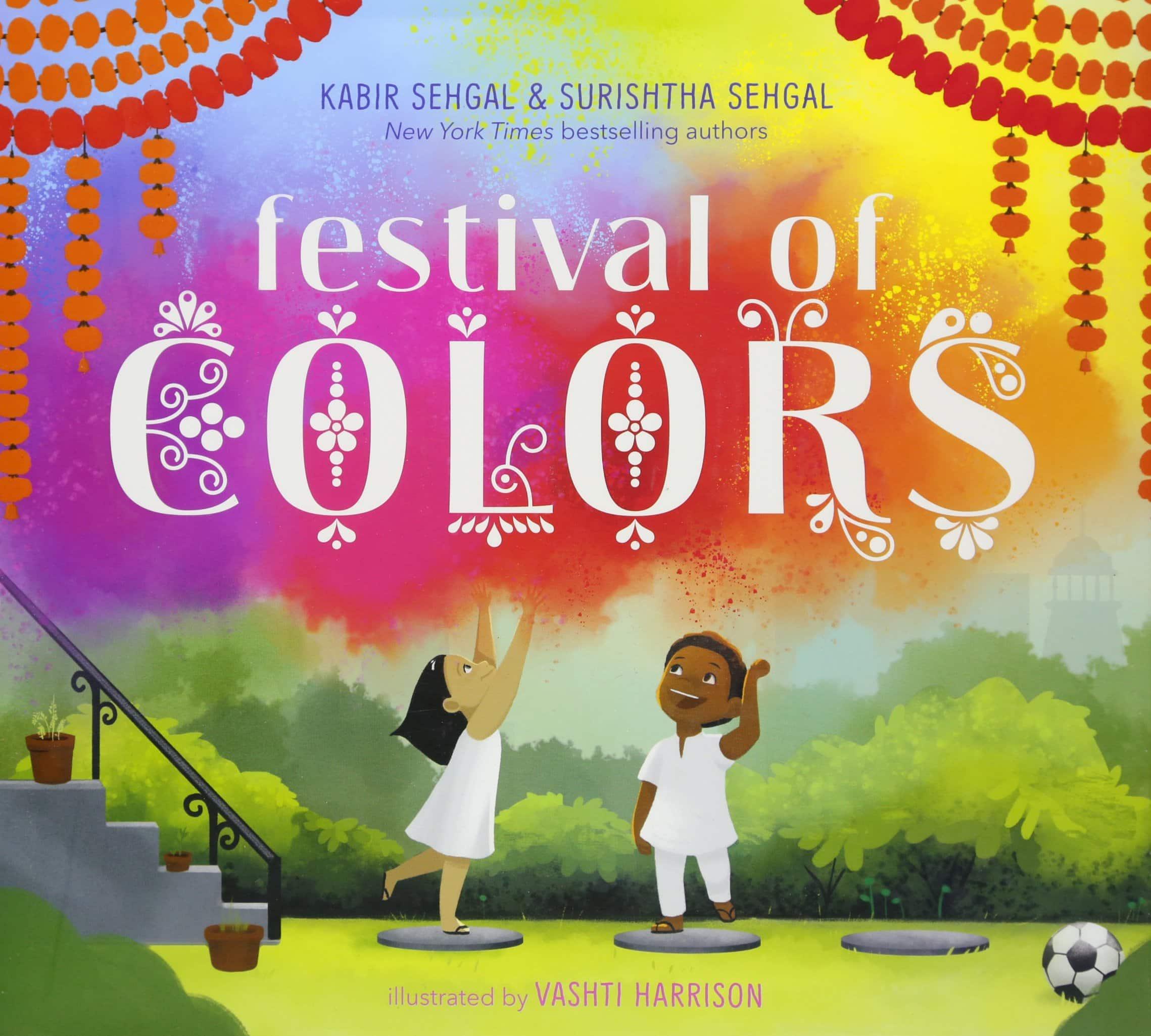 Festival of Colors Kabir Sehgal Surishtha